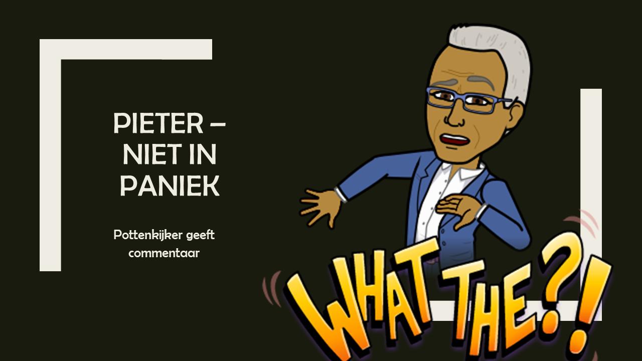 Pieter – niet in paniek – 16